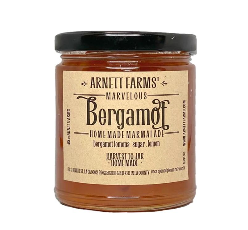 Bergamot Homemade Marmalade